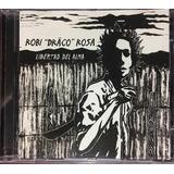 Cd Robi Draco Rosa   Libertad Del Alma [2001]  Menudo Robby